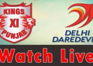 Kings XI Punjab vs Delhi Daredevils Live Streaming | IPL 2018 Live Stream