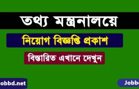 Ministry-of-Information-Job-Circular-2018