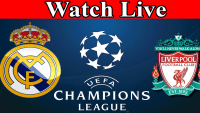 Real Madrid vs Liverpool Live Stream Real Madrid Live Streaming, Kick-Off, Tv Info & how to watch UCL Live
