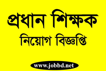 Head Teacher New Job Circular 2020 | Headmaster Job Circular