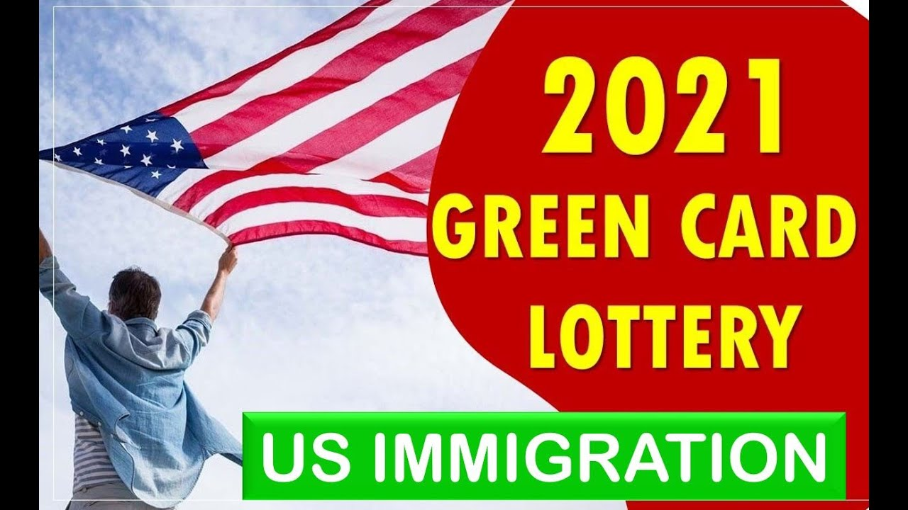 American DV Lottery Application 2021 Online Application Process