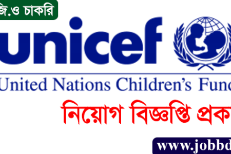 UNICEF job Circular 2021 Application Form  – www.unicef.org