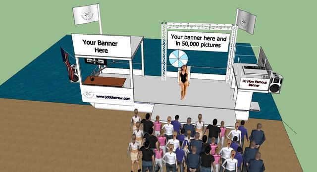 JobbieCrew.com Stage
