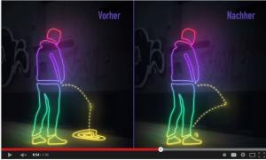 Careful where you pee