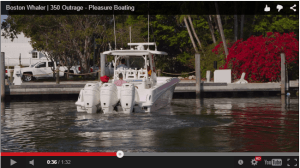 Dock like a pro with this boat