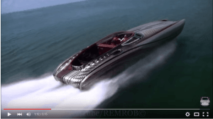 One fast Boat