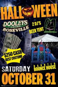 Join the Crew for the ultimate Halloween blowout