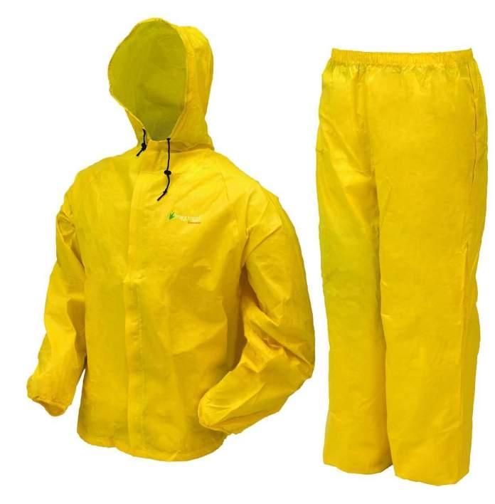Frogg Toggs Men's Ultra Lite Rain Suit,