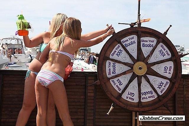 "JobbieCrew.com's ""Wheel of Destiny"""
