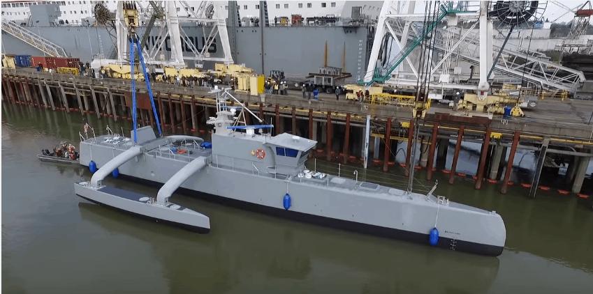 The US Navy's latest sub hunter