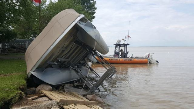 Canada's Towboat is there for you