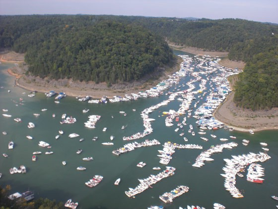 Lake Cumberland Poker Run