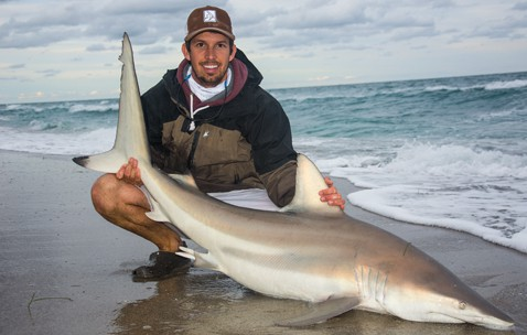 MEET JOSH JORGENSEN, BLACKTIPH AT THE SHOW AND ENTER WIN A LAKE ST. CLAIR FISHING TRIP WITH JOSH!