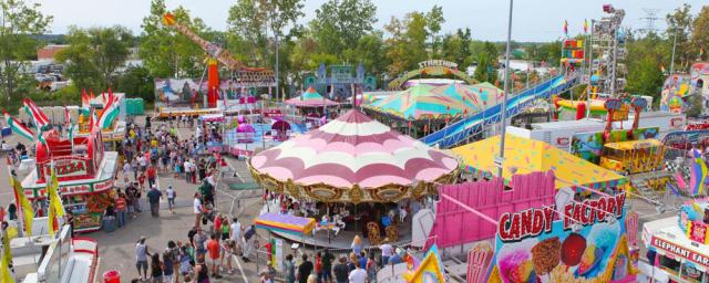 Rides and Midway for everyone