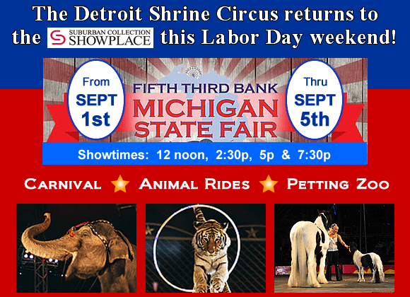 Detroit Shire Circus