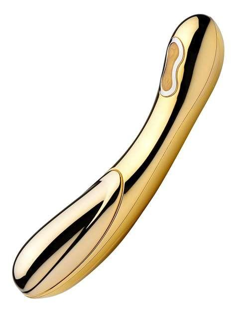 a 24-carat-gold-plated dildo that sells for $12,500