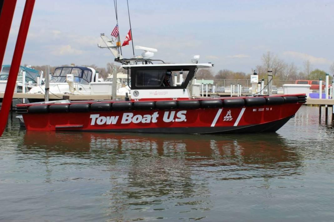 Tow Boat US Lake St Clair