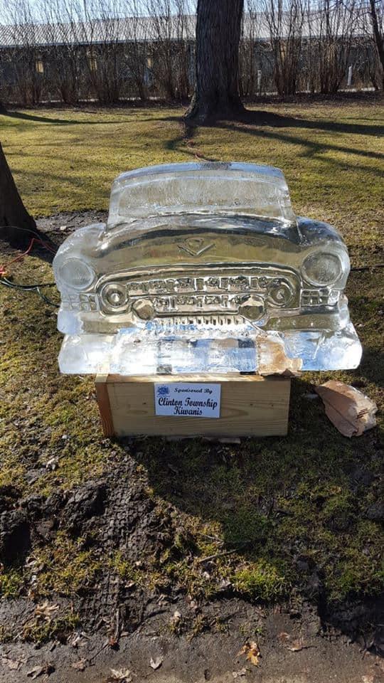 St Clair Shores Aqua Freeze
