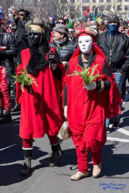 2018 Marche De Nain Rouge
