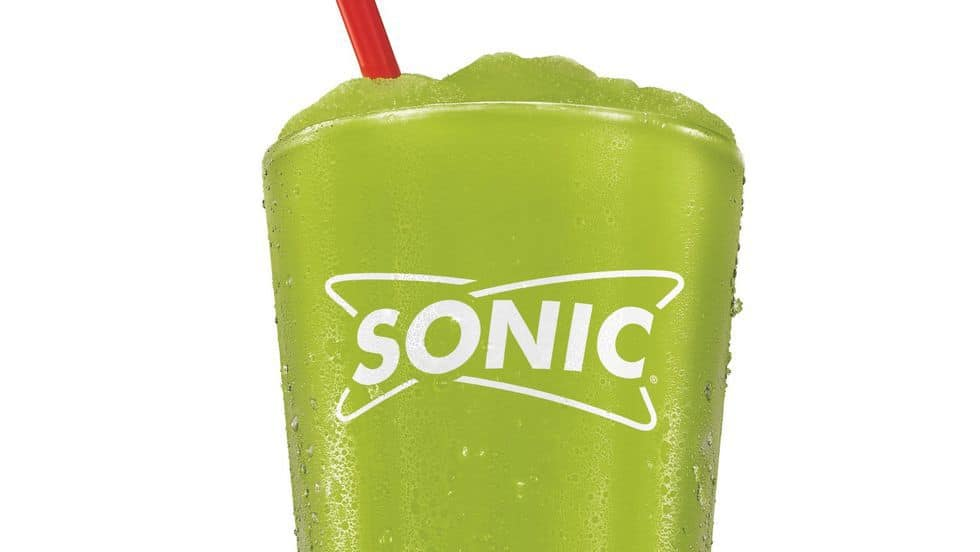 The pickle slush from Sonic.