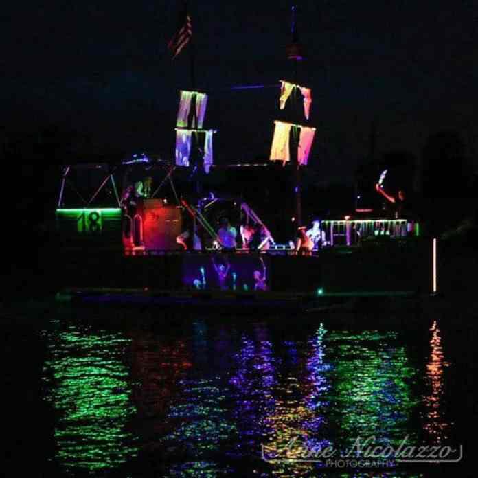 2017 Parade of lights