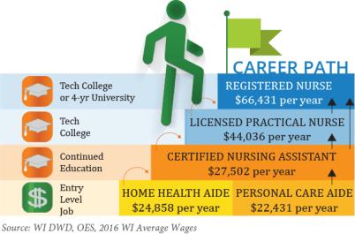 Choosing career path