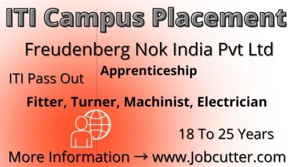 NAPS Apprentice Recruitment For Freudenberg Nok India Pvt Ltd