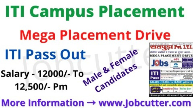 Open Campus Placement Drive at Satpuda Pvt ITI Balaghat