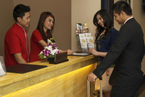 Restaurant Receptionist job description, duties, tasks, and responsibilities