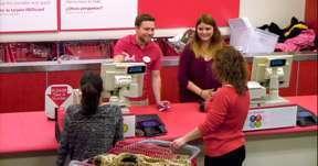 Target Cashier job description, duties, tasks, and responsibilities