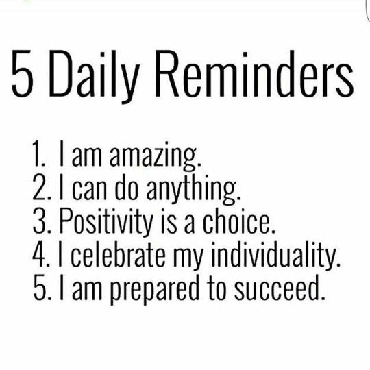 Success Quote : 5 Daily Reminders   Daily Quotes, Daily Motivation,  Motivational Quotes, Positiv...   JobLoving.com | Your Number One Source  For Daily Job ...