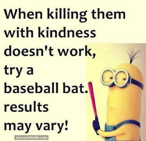 50 Hilariously Funny Minion Quotes With Attitude Jobloving
