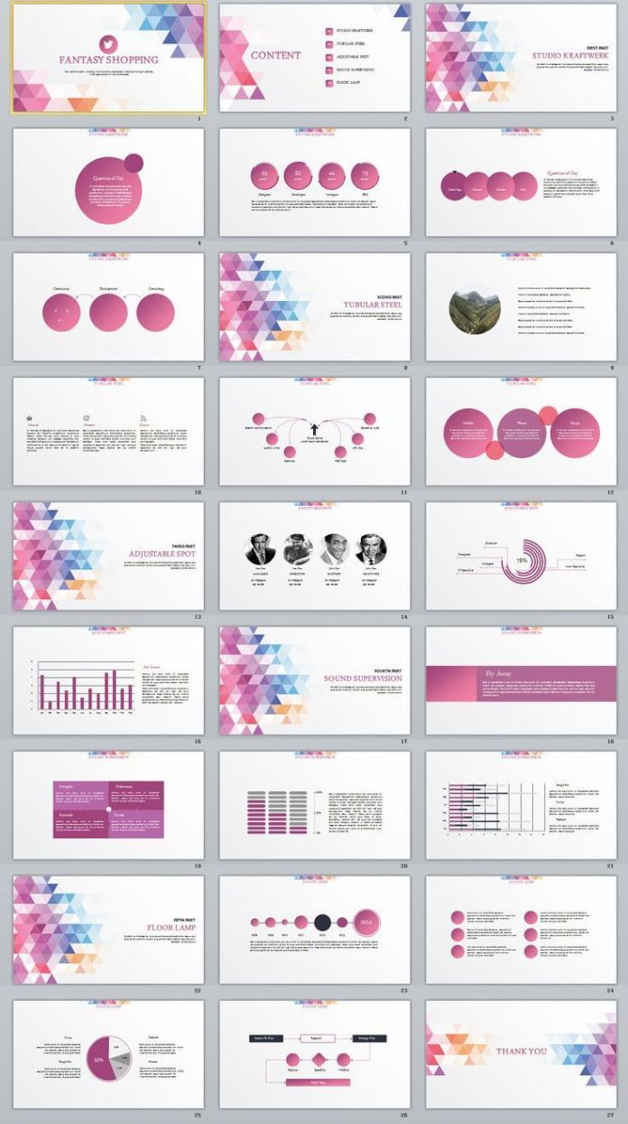 Data Visualization Infographics Business Infographic 27 Red