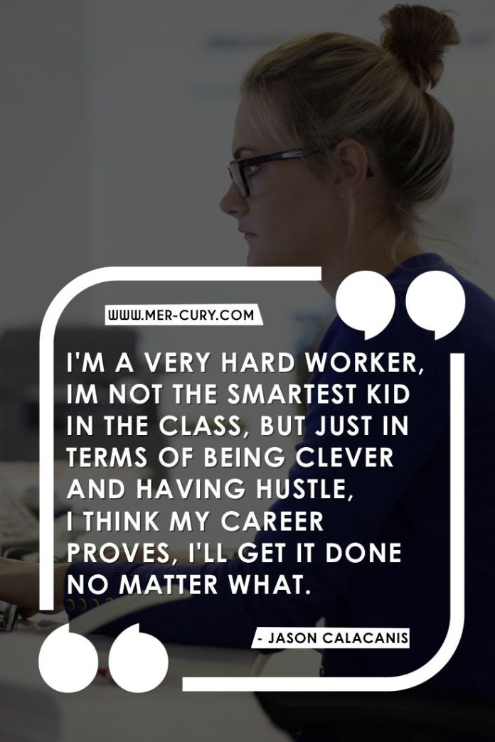 Work Quotes Hard Work Quotes A Lot Of Successful People Have