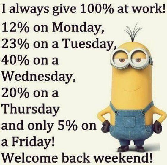 Work Quotes : 65 Best Funny Minion Quotes And hilarious pictures