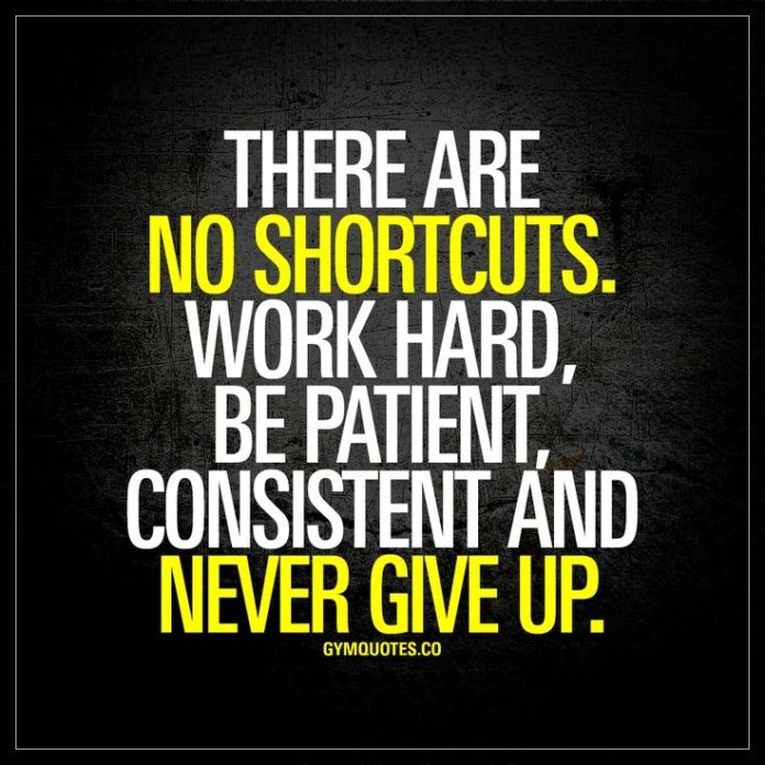 "Hard Work Motivation Quotes: Work Quotes : ""There Are No Shortcuts. Work Hard, Be"
