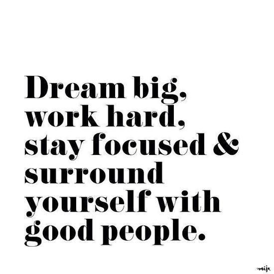 Work Quotes : 40 Inspirational Quotes From Pinterest   Dream BIG