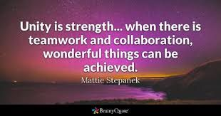 Teamwork Quote Image Result For Dividing The Working Man Quotes