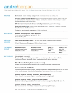 36 beautiful resume ideas that work jobmob