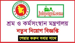 Ministry of Labour and Employment Job Circular