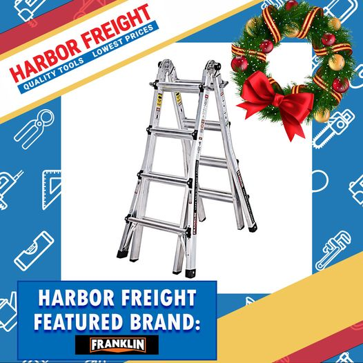 Harbor Freight Featured Brand: Franklin
