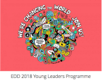 European Development Days 2018 (EDD 2018) Young Leaders Programme (Fully Funded to Brussels, Belgium)