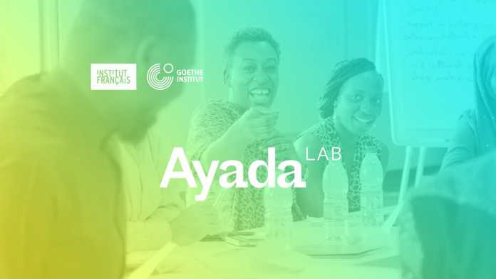 Ayada Lab 2018 French-German Incubation Program for West African Entrepreneurs.