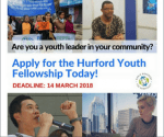 National Endowment for Democracy (NED) Hurford Youth Fellows Program 2018/2019 for Youth Leaders (Fully Funded to Washington D.C. USA)