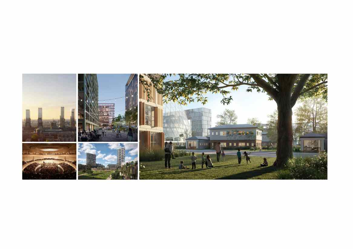 JUNIOR VISUALISERS with 2 years+ experience for team Rotterdam
