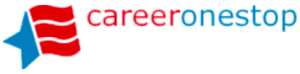 Logo for CareerOneStop military spouse resources