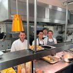 Inside catering kitchens, chichester