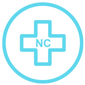 icon home nc health