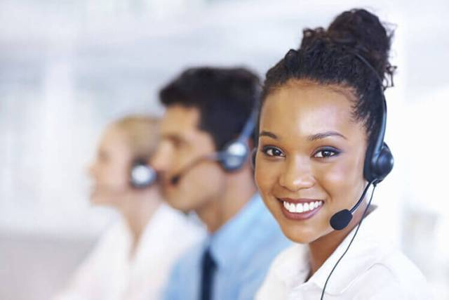 Customer Services Agent