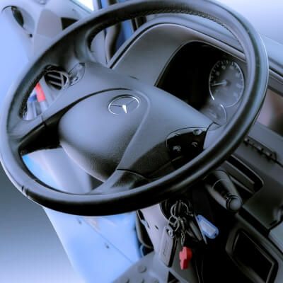 Driver Assistant Wanted